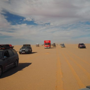 KM 6262 – durch die Sahara nach Nouakchott